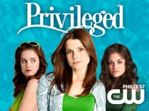 privileged the cw