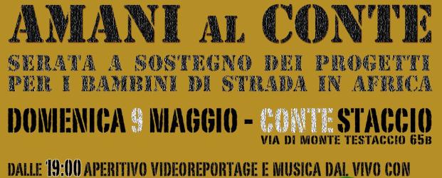 """Ignazio Oliva promuove l'evento di domenica 9 Maggio """"FESTONA AMANI O.N.G."""""""