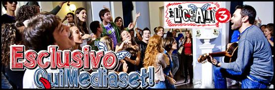 I Liceali 3: i primi tre minuti della prima puntata in anteprima!