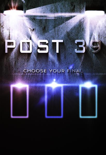 Post 39 la nuova web fiction di Fabrizio Oggiano sta per arrivare: decidete voi il finale degli episodi!