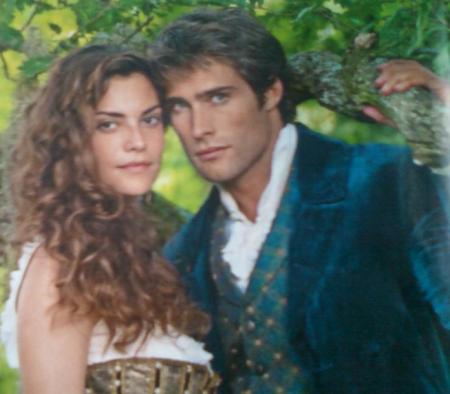 """Fiction: """"La certosa di Parma"""": Rodrigo Guirao Diaz e Valentina Reggio si sono innamorati!"""