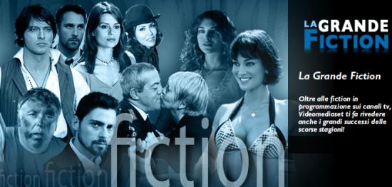 La Grande Fiction: su Video Mediaset i grandi successi della scorsa stagione per tutta l'estate!