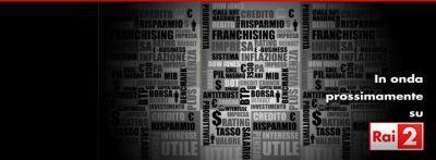 """""""Economia & futuro"""", il nuovo programma di attualità di Rai due, dal 15 maggio in seconda serata"""