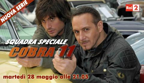 """Squadra speciale Cobra 11"" e ""Strike back"", da questa sera torna l'azione e l'adrenalina su Rai2"