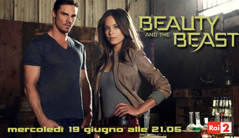 """""""The beauty and the beast"""", anticipazioni episodi del 19 giugno 2013"""