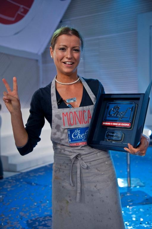 The Chef, Monica Neri vince la prima edizione del talent culinario di La5