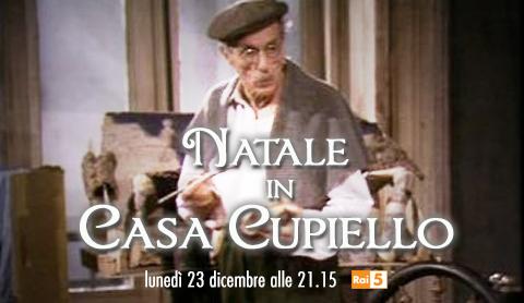Natale in casa Cupiello, i classici del teatro il 23 dicembre 2013 su Rai 5