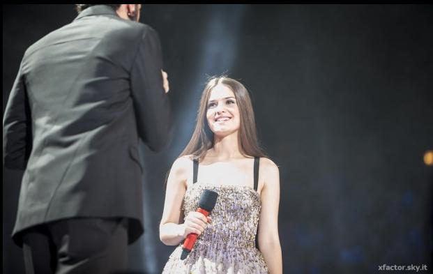 X Factor 7 (LA FINALE) – Violetta Zironi terza classificata!
