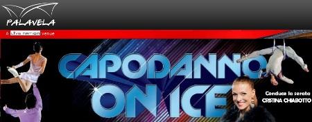 Capodanno on ice, il 1° gennaio 2014 il nuovo anno su Italia Uno con Cristina Chiabotto