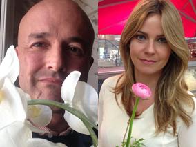 Quarto grado, fiori virtuali per Roberta Ragusa nella puntata del 21 marzo 2014