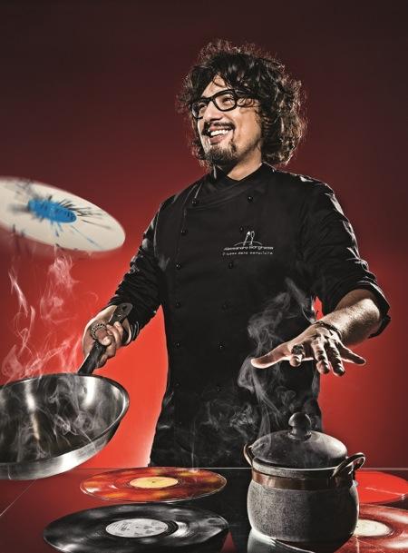 """""""Alessandro Borghese – Musica da chef"""", dal 21 marzo su Sky Uno in esclusiva"""