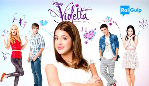Violetta, la seconda stagione dal 28 aprile 2014 su Rai Gulp