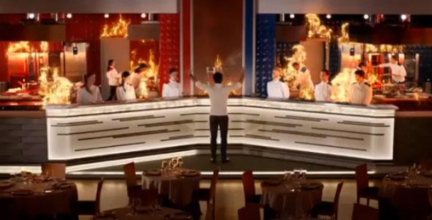 Ascolti satellite di giovedi 29 maggio 2014: 560mila per Hell's Kitchen Italia