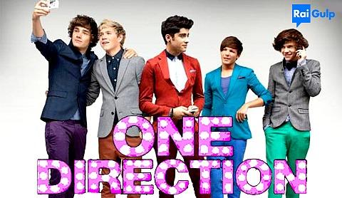 """""""Speciale One direction"""", domenica 4 maggio su Rai Gulp"""