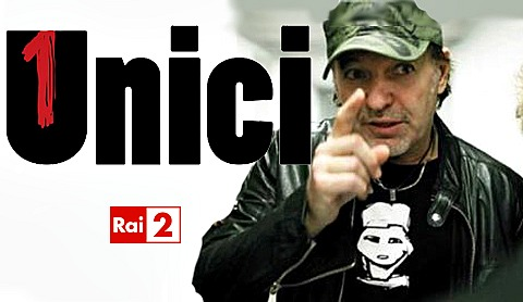 Unici, Vasco Rossi protagonista della puntata dell'8 maggio su Rai due
