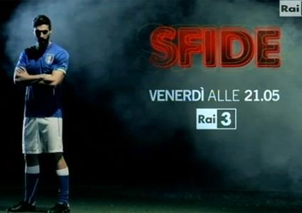 Sfide, ancora immagini, storie e racconti dell'Italia in Brasile nella puntata del 9 maggio su Rai tre