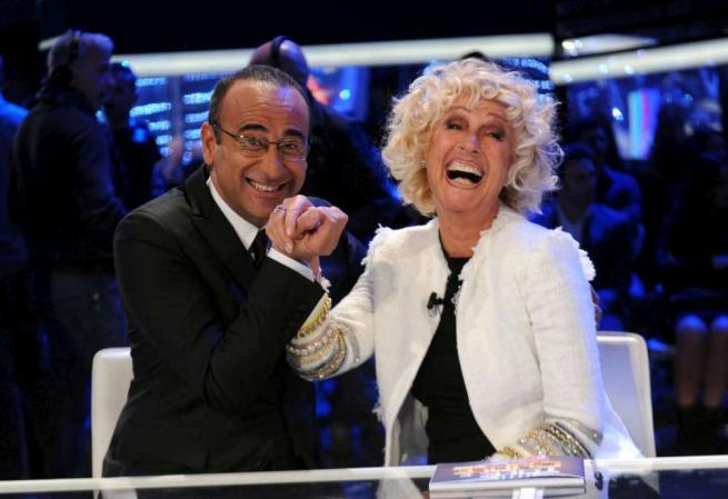 Sanremo 2015, Loretta Goggi potrebbe affiancare Carlo Conti?