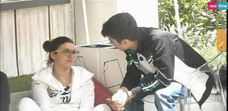 Amici 13, daytime dell'8 maggio 2014: le confidenze di Deborah, focus su Christian e Vincenzo