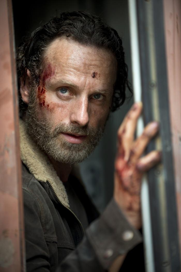 The Walking dead 5, ecco la prima foto dal set