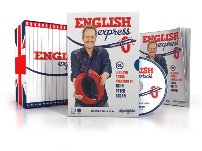 English Express, tornano le lezioni di Peter Sloan con Gazzetta dello Sport