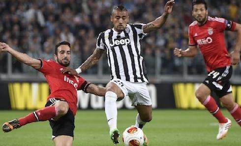 Ascolti tv di giovedi 1° maggio 2014: serata vinta di Juventus-Benfica, in calo Un medico in famiglia