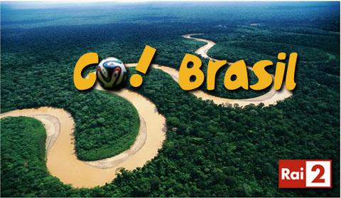 Go!Brasil, un viaggio alla scoperta del Brasile nel pomeriggio di Rai due