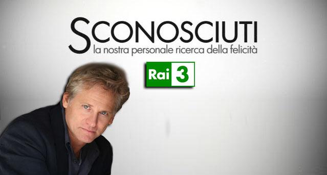 Sconosciuti collection, Giulio Scarpati ci racconta le storie già raccontate dal programma nel preserale