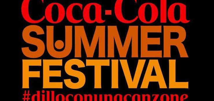 Coca Cola Summer festival: cambia lo sponsor ma non la musica!