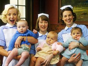 """""""L'amore e la vita - Call the Midwife"""", il nuovo social drama di Bbc prossimamente su Rete 4"""