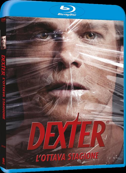 Dexter, in dvd e blue ray l'ultima stagione