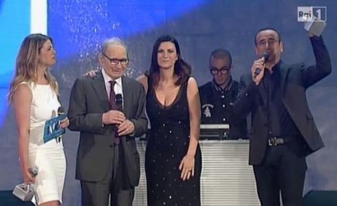 Ascolti tv di martedi 3 giugno 2014: serata vinta dai Music Awards