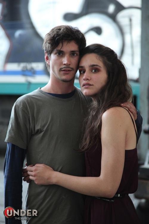 Under e Under the series, escono il romanzo e la webseries omonima con i volti di Gianmarco Tognazzi e Chiara Iezzi