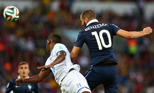 Ascolti tv di domenica 15 giugno 2014: vince Francia-Honduras, bene Il segreto