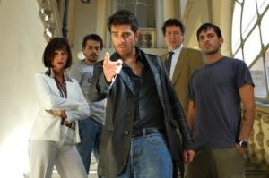 """Summer School in  """"Scrittura seriale per la televisione"""": L'ispettore Coliandro di Carlo Lucarelli"""