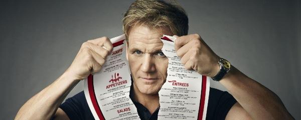 Cucine da incubo chiude, cosi Gordon Ramsay ha deciso!