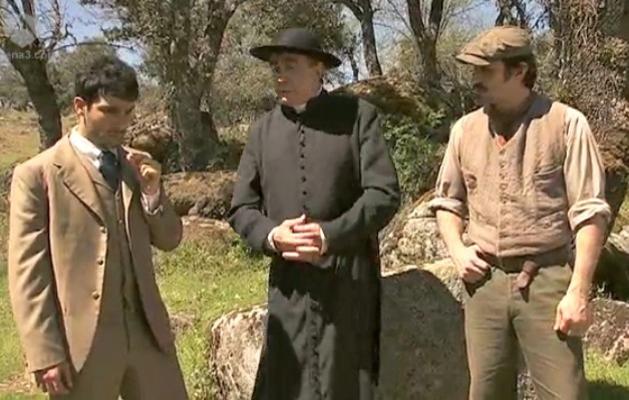 Il Segreto, puntata in prima serata del 16 luglio 2014