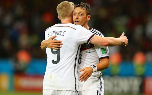 Ascolti tv di lunedi 30 giugno 2014: serata vinta da Germania-Algeria