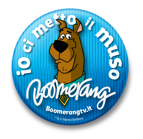 """Boomerang lancia anche quest'anno la campagna """"Io ci metto il muso"""""""