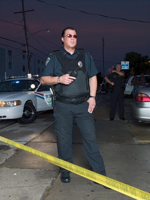 """""""Steven Seagal: la legge sono io"""", su Crime + Investigation dal 7 luglio 2014"""