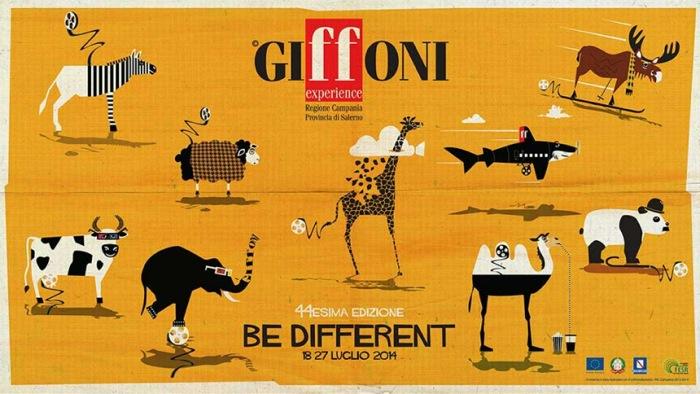 Giffoni film festival, 44° edizione: essere differenti!