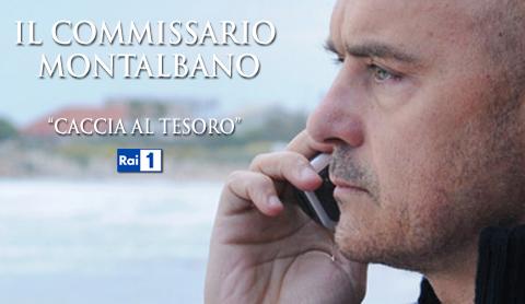 """Il commissario Montalbano, """"Caccia la tesoro"""": la puntata del 25 agosto"""