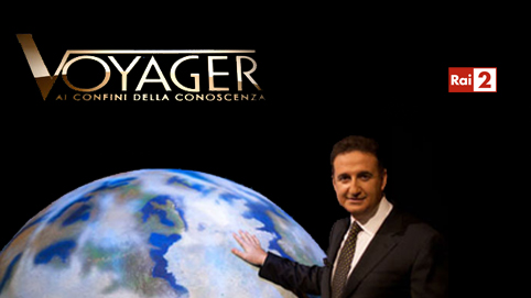 Voyager, puntata del 25 agosto dedicata a Londra