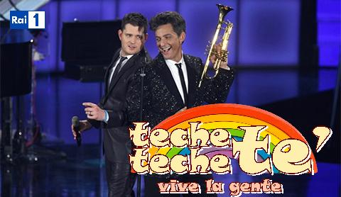 """""""TecheTecheTe' – Gli amici di Fiorello"""": la puntata speciale il 27 agosto"""