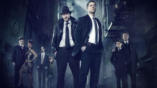 Gotham, la serie prequel dell'universo Batman sbarca su Italia Uno