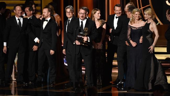 Emmy Awards 2014: il pieno di premi per Breaking Bad