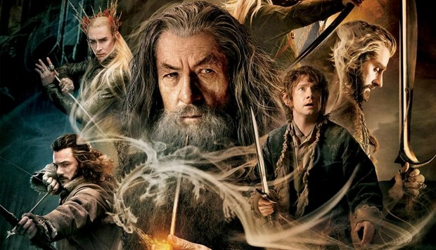 Ascolti tv Sky del 25 agosto 2014: 427mila per Lo Hobbit – La desolazione di Smaug