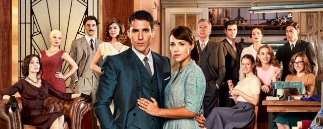 Velvet, la nuova soap spagnola dal 3 settembre su Rai Uno
