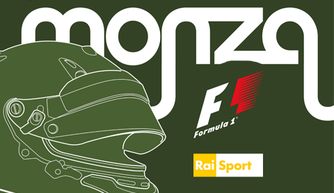 Gp di Monza, tutto il weekend su Raisport