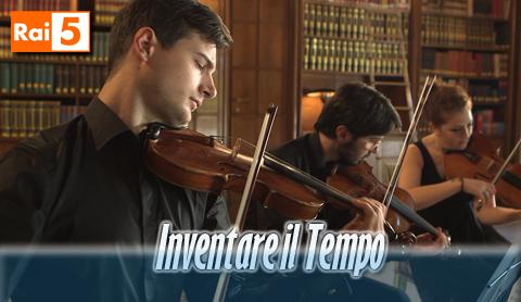 """""""Inventare il tempo"""", la grande musica lirica e da camera raccontata su Rai 5"""