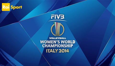 Mondiali di pallavolo femminili in esclusiva su Rai sport